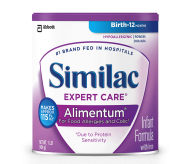 Similac Alimentum Previous Label